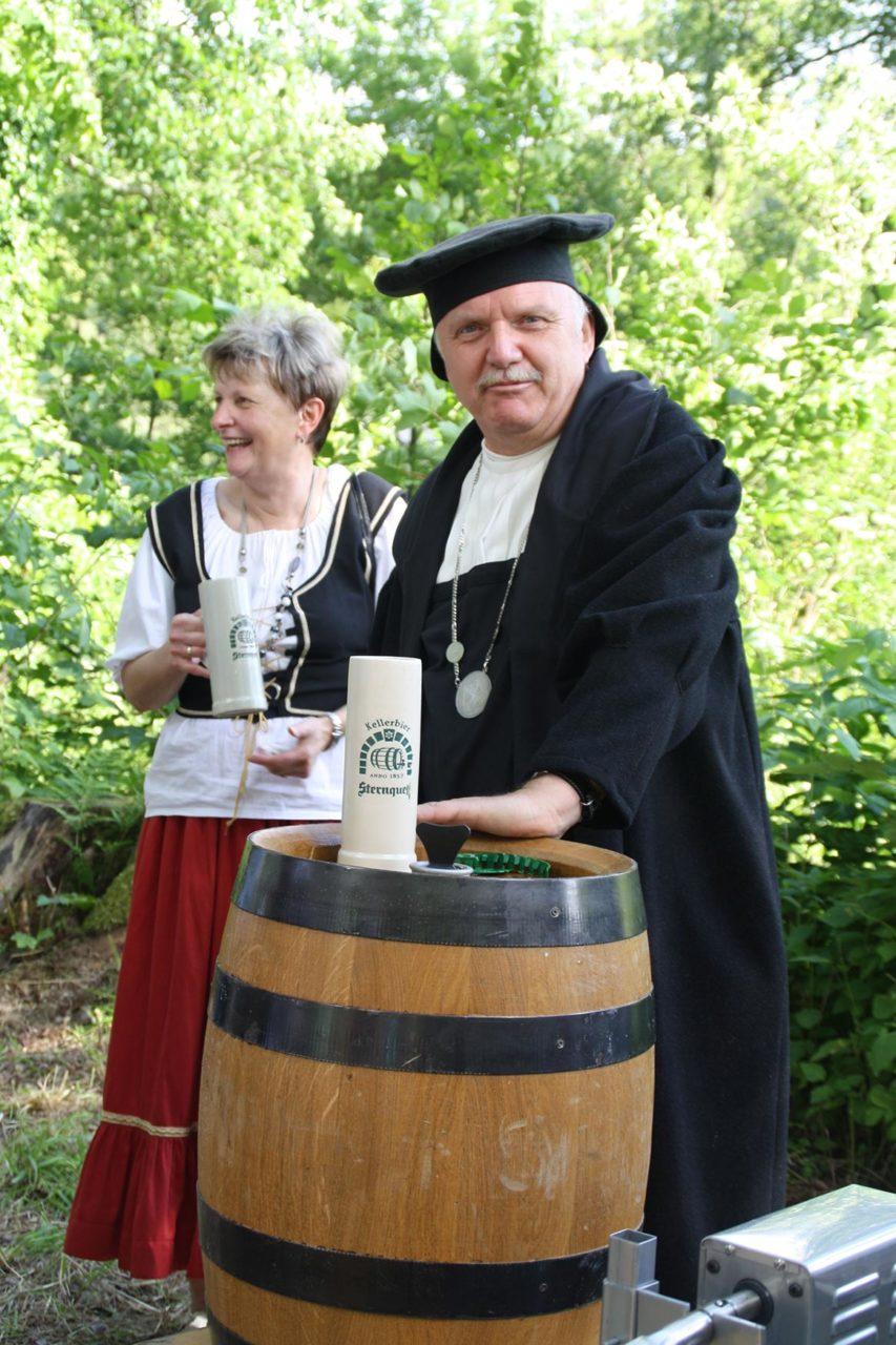 Bürgermeister von Grünhain Beierfeld