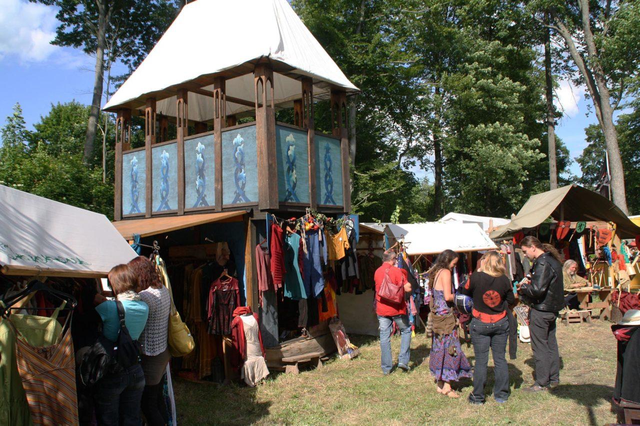 Klosterfest und Mittelaltermarkt