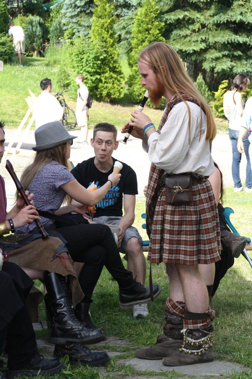 Mittelaltermusik zum Klosterfest